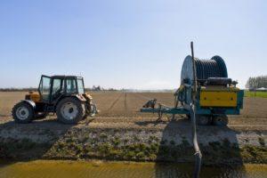 Bombas de agua para riego agrícola