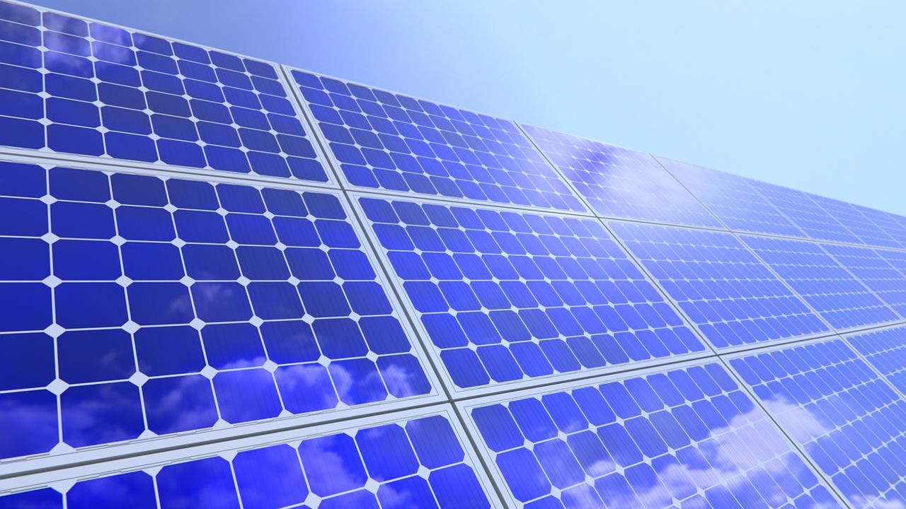 Paneles solares para bombas de agua