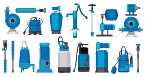 mantenimiento bombas de agua